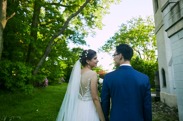 Snug Harbor Wedding Photos